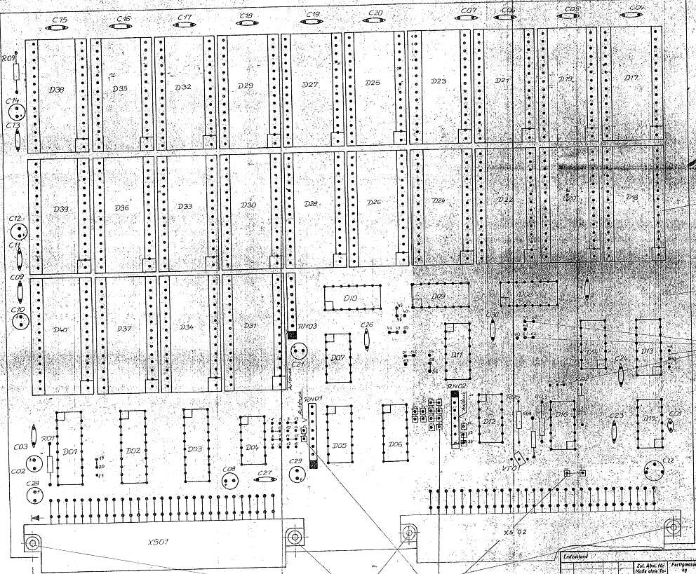 MC 80.3x Computer: MC 80.30, MC 80.31, MC 80.33 vom VEB Elektronik Gera